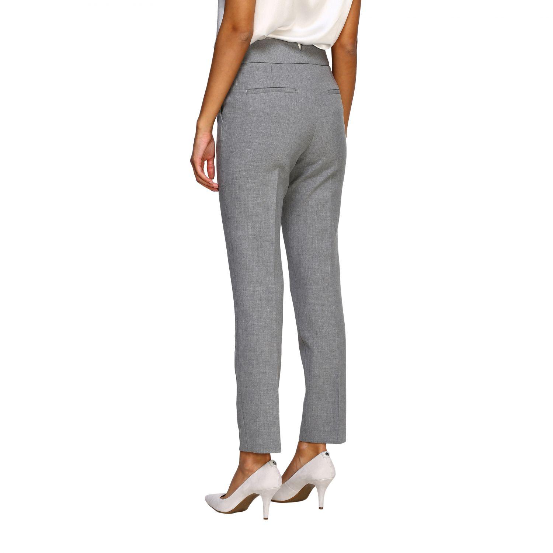 Pants women Peserico grey 3