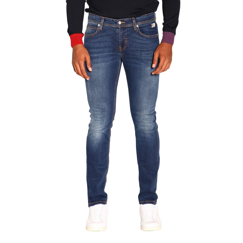 Jeans Roy Rogers: Jeans hombre Roy Rogers denim 1