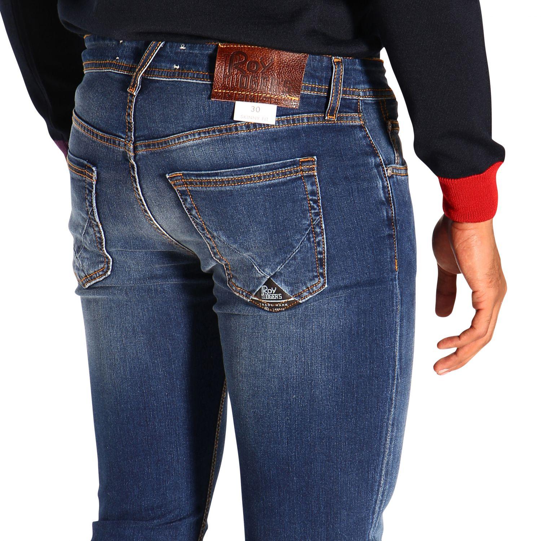 Jeans Roy Rogers: Jeans hombre Roy Rogers denim 5