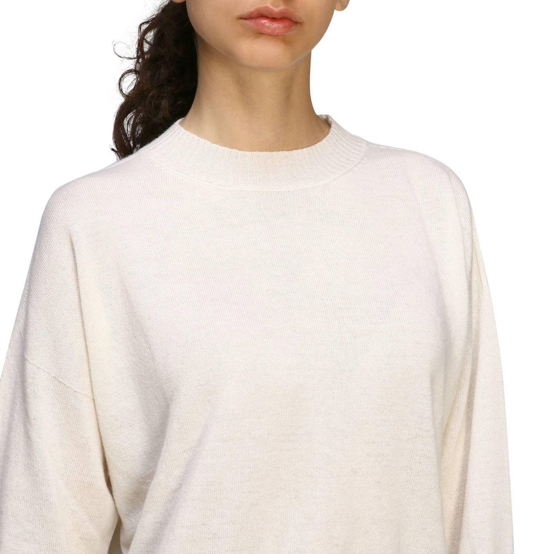 毛衣 女士 MomonÌ 白色 5