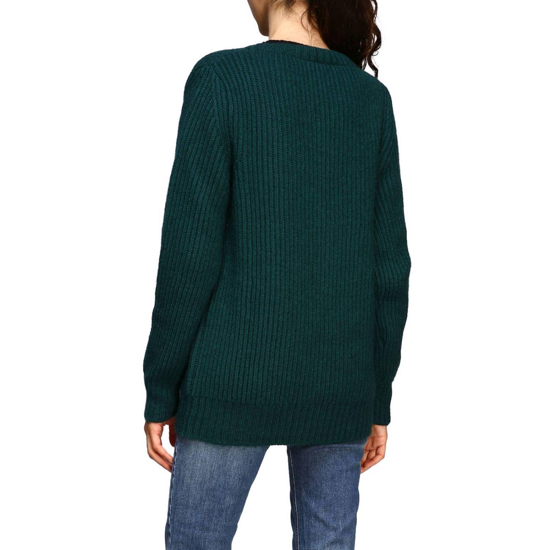 Sweater women MomonÌ green 3