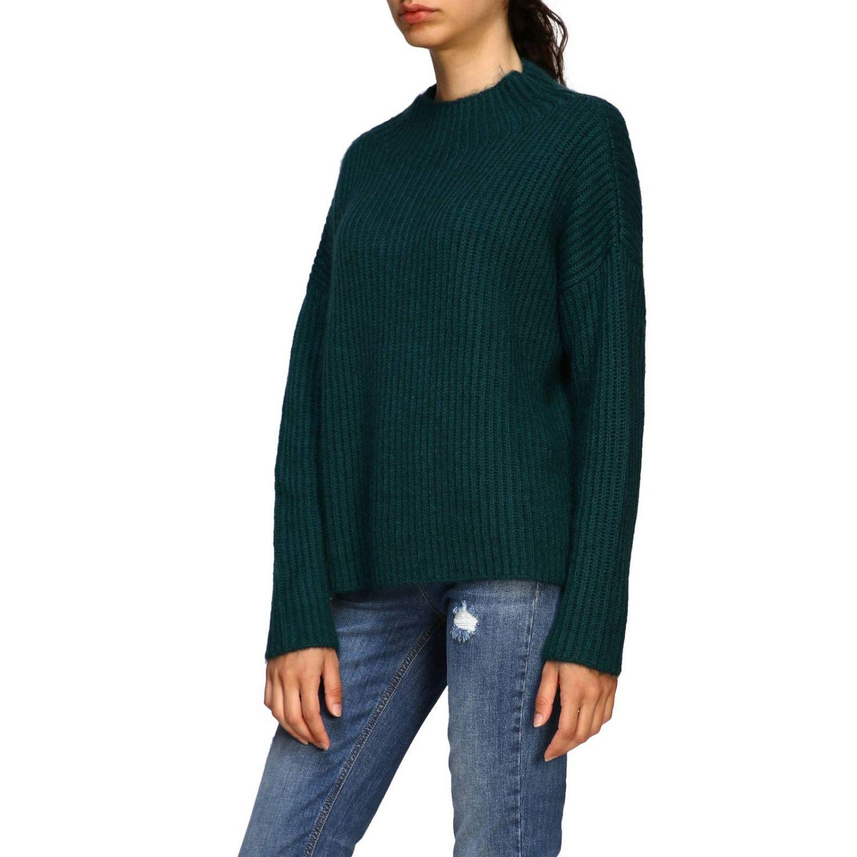 Maglia donna MomonÌ verde 4