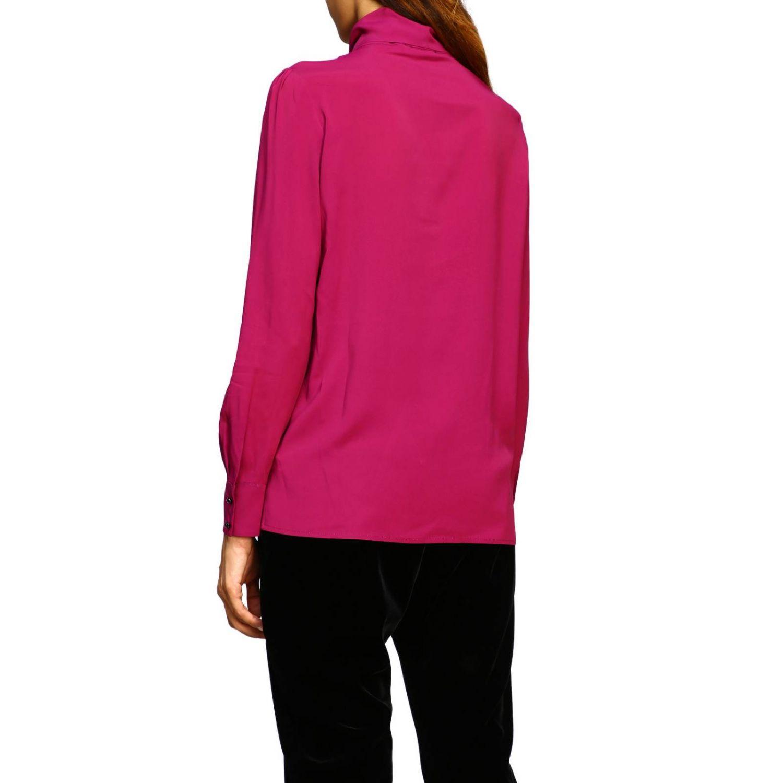 衬衫 女士 MomonÌ 紫色 3