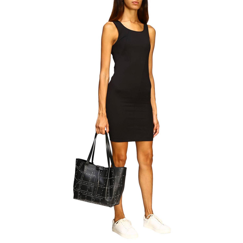 Mini bag women Patrizia Pepe black 2