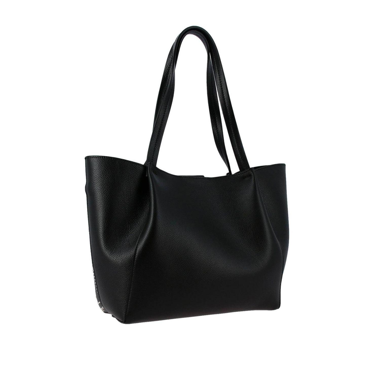Mini bag women Patrizia Pepe black 3