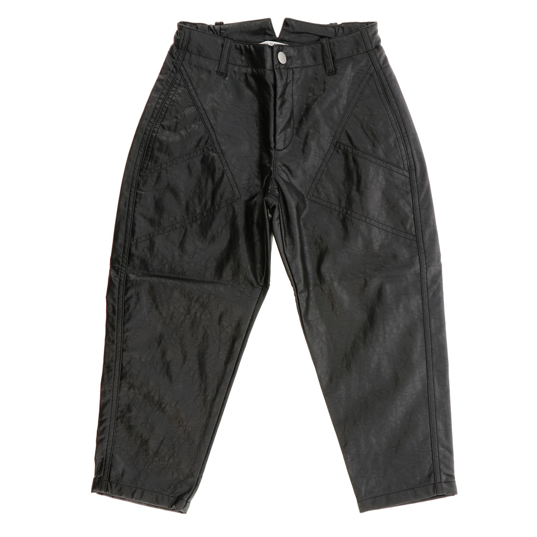 Pantalón niños Philosophy Di Lorenzo Serafini negro 1