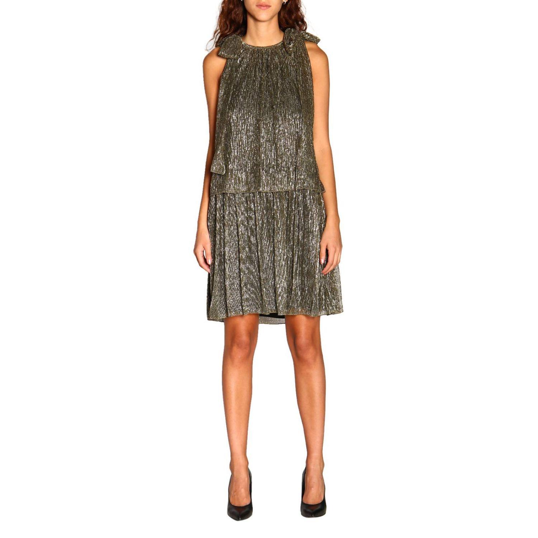 Kleid Be Blumarine: Kleid damen Be Blumarine gold 1