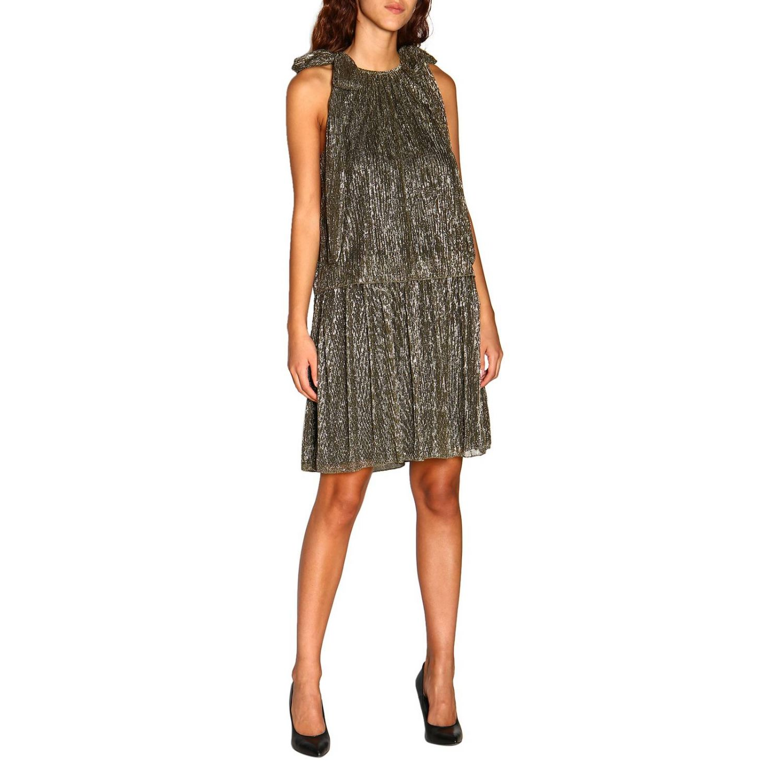 Kleid Be Blumarine: Kleid damen Be Blumarine gold 2