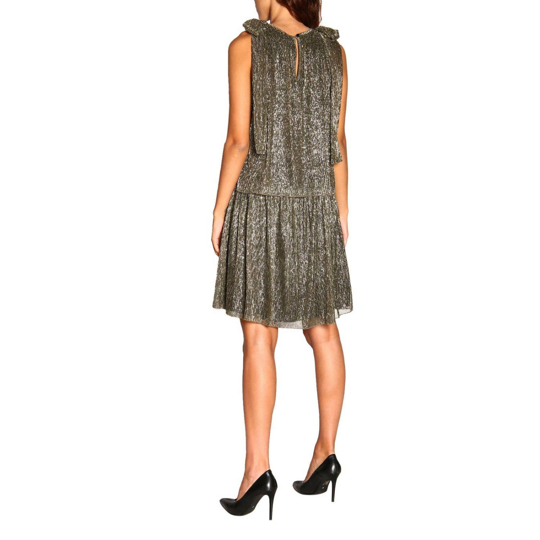 Kleid Be Blumarine: Kleid damen Be Blumarine gold 3