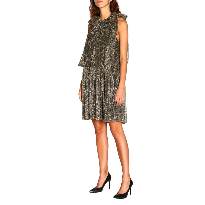 Kleid Be Blumarine: Kleid damen Be Blumarine gold 4