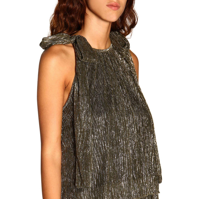 Kleid Be Blumarine: Kleid damen Be Blumarine gold 5