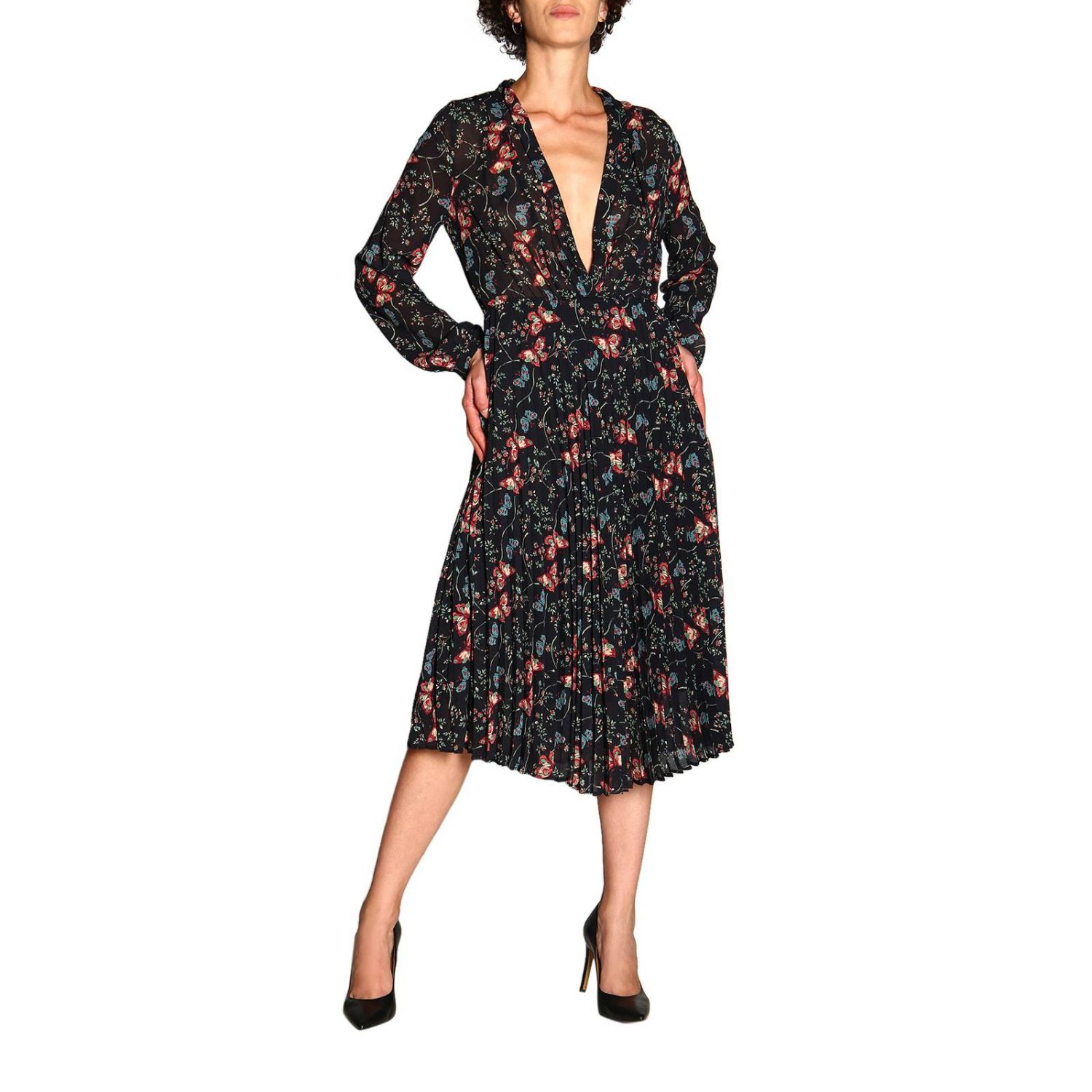 Robes Semicouture: Robes femme Semicouture noir 2
