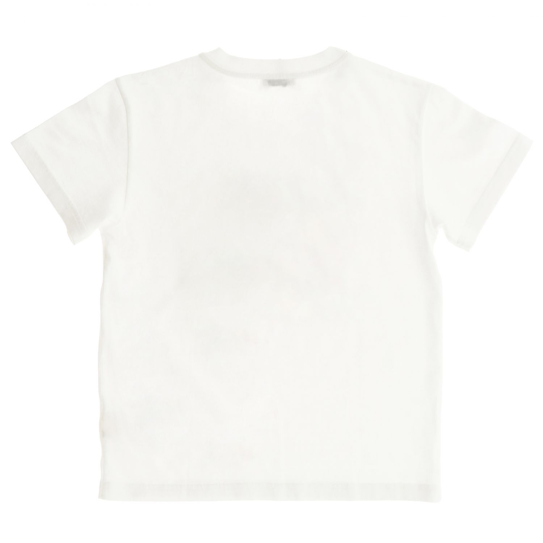 Maglia Dolce & Gabbana: T-shirt Dolce & Gabbana a maniche corte con stampa bianco 2