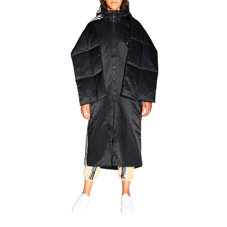 Giacca donna Adidas Originals nero 1