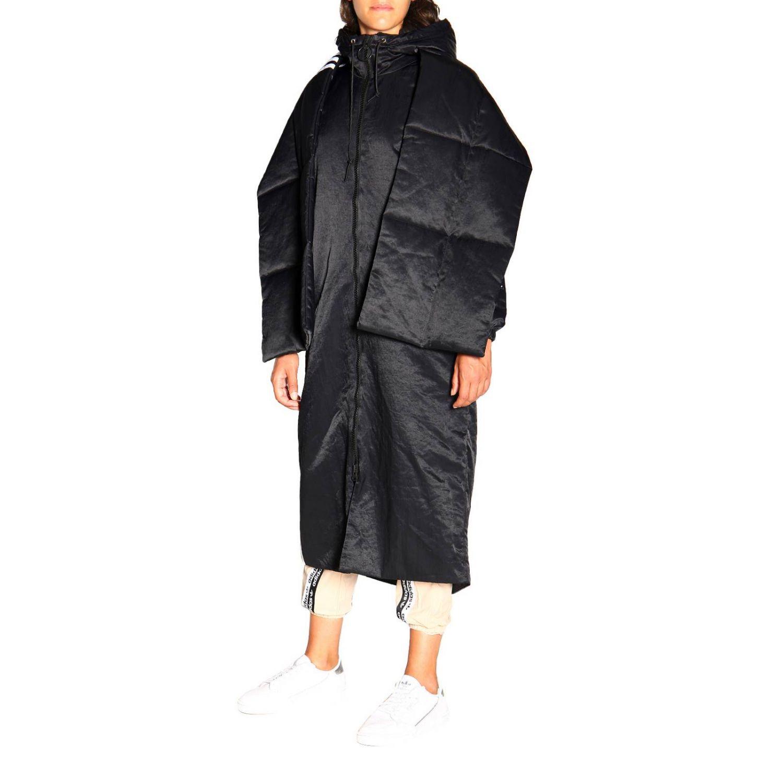 Giacca donna Adidas Originals nero 4