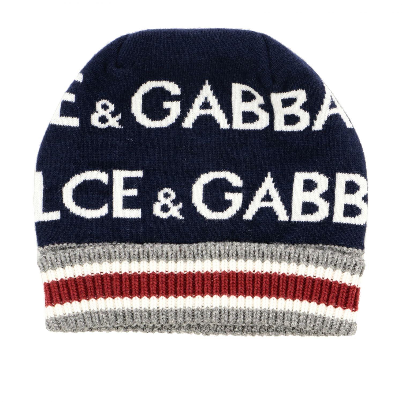 Hat Dolce & Gabbana: Hat kids Dolce & Gabbana multicolor 1
