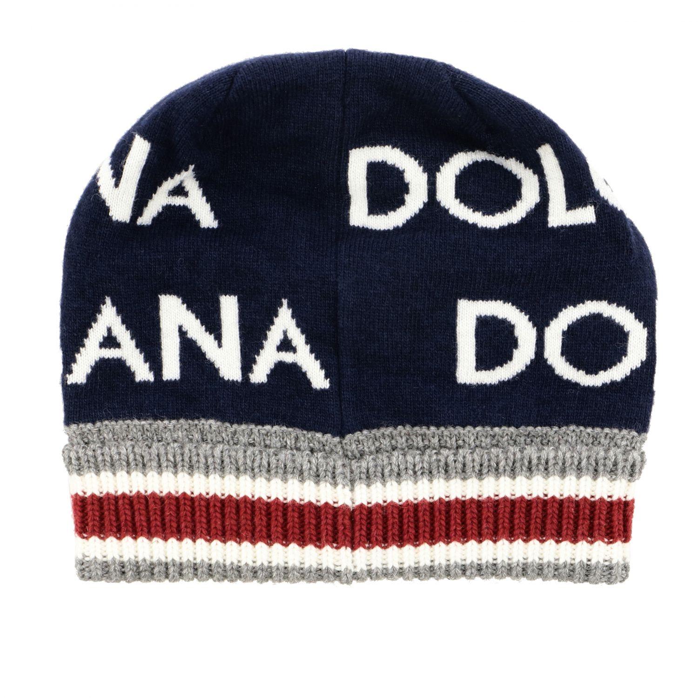 Hat Dolce & Gabbana: Hat kids Dolce & Gabbana multicolor 2