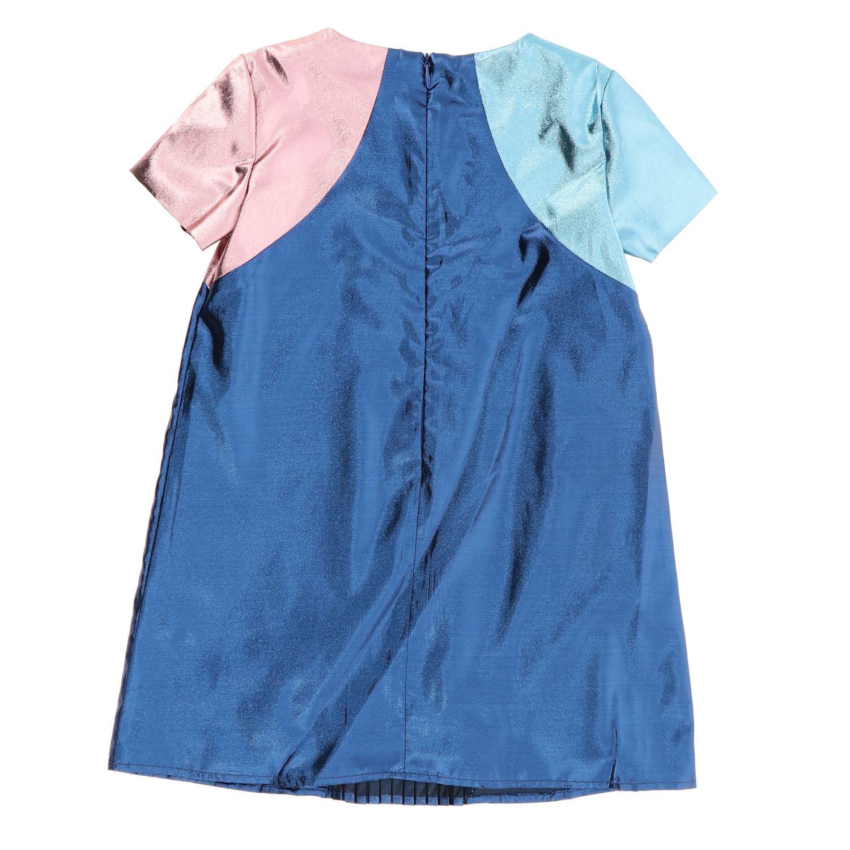 Robe Kenzo Junior: Robe enfant Kenzo Junior bleu 2