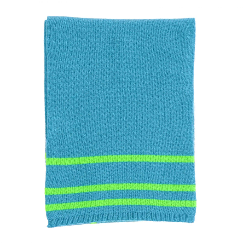 围巾 Alberta Ferretti Junior: 围巾 儿童 Alberta Ferretti Junior 绿松石蓝 1