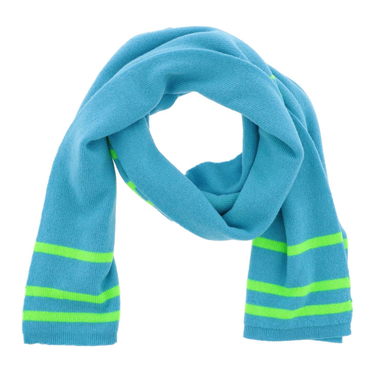 围巾 Alberta Ferretti Junior: 围巾 儿童 Alberta Ferretti Junior 绿松石蓝 2