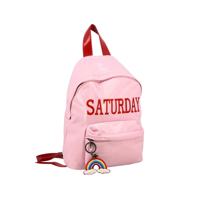 Duffel Bag Alberta Ferretti Junior: Duffel bag kids Alberta Ferretti Junior pink 2