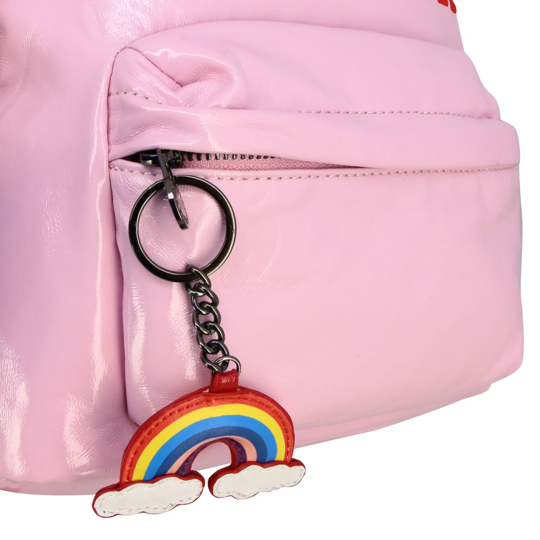 Duffel Bag Alberta Ferretti Junior: Duffel bag kids Alberta Ferretti Junior pink 4