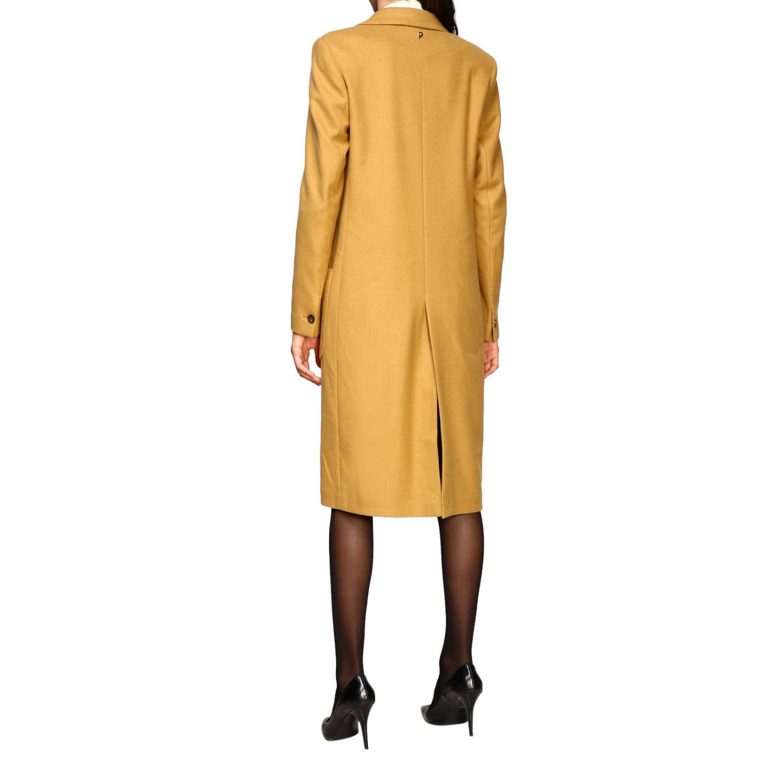 Coat women Dondup camel 3