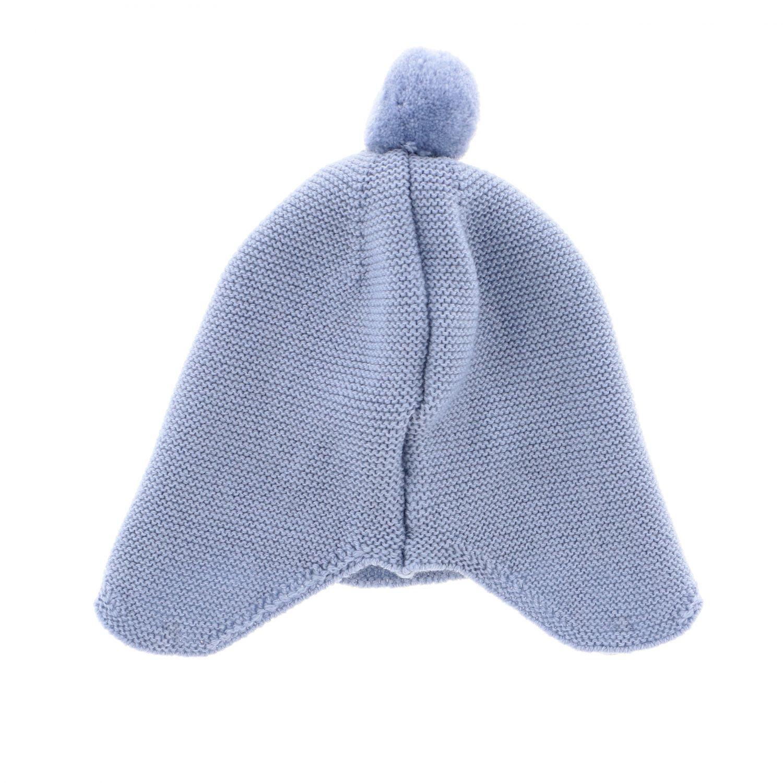 Chapeau enfant Paz Rodriguez bleu azur 2