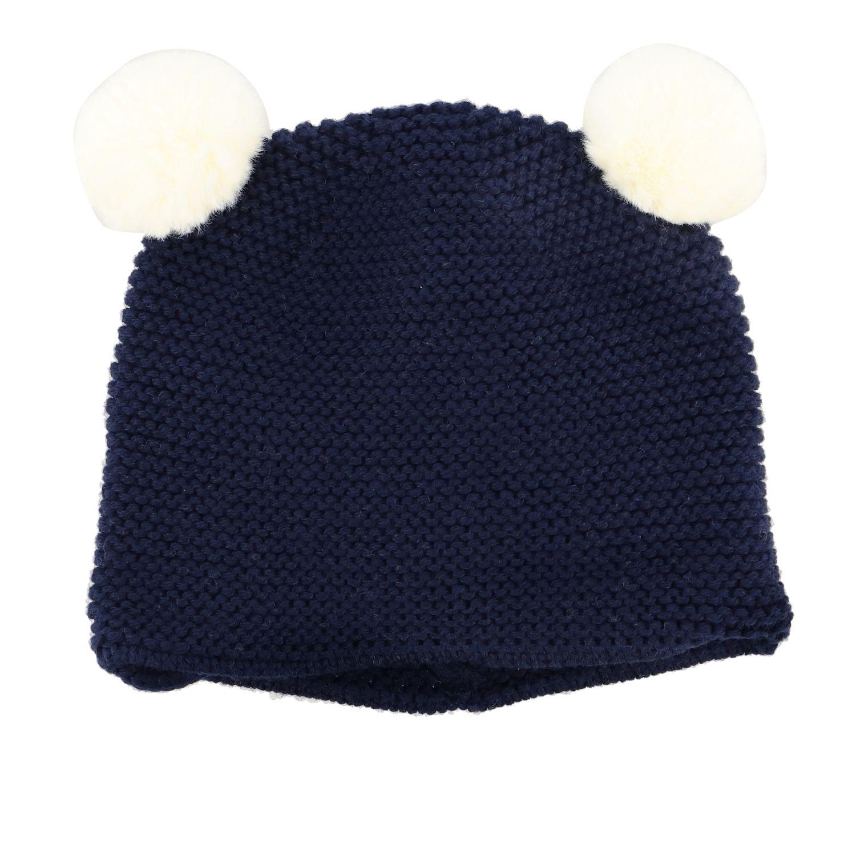 Chapeau enfant Paz Rodriguez bleu 1