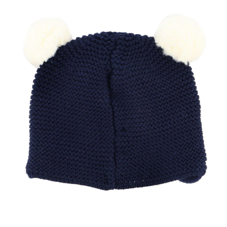 Chapeau enfant Paz Rodriguez bleu 2