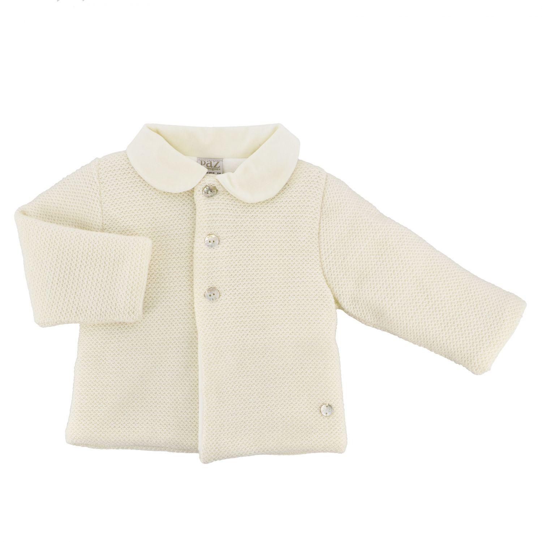 Куртка Детское Paz Rodriguez кремовый 1