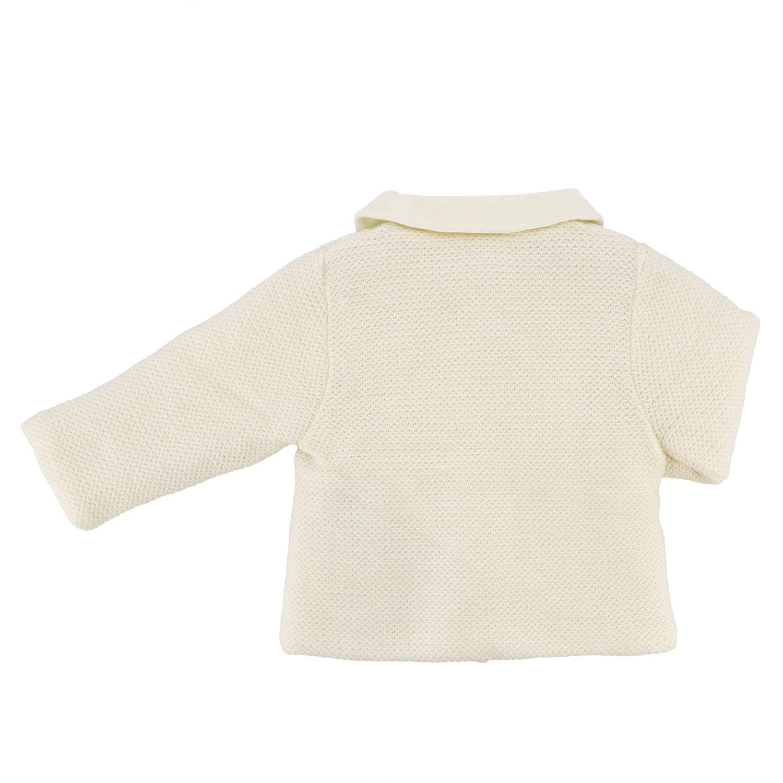 Куртка Детское Paz Rodriguez кремовый 2