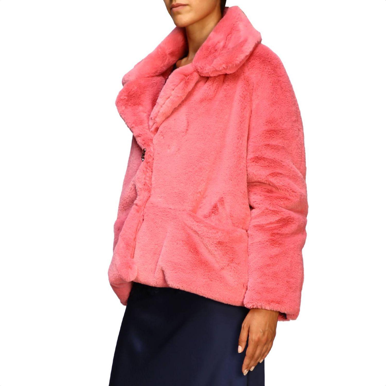 Coat women Pink Memories pink 4