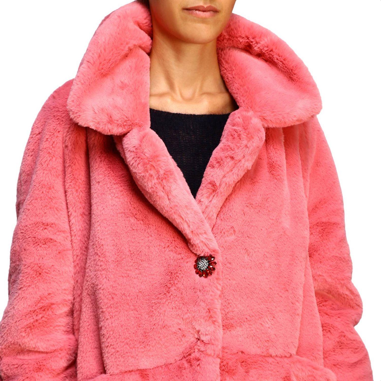 Coat women Pink Memories pink 5