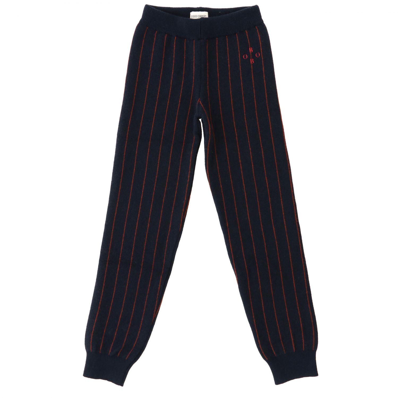 Pantalone Bobo Choses: Pantalone bambino Bobo Choses blue 1