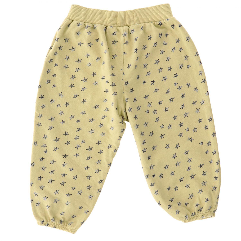 Pantalone Bobo Choses: Pantalone bambino Bobo Choses beige 2