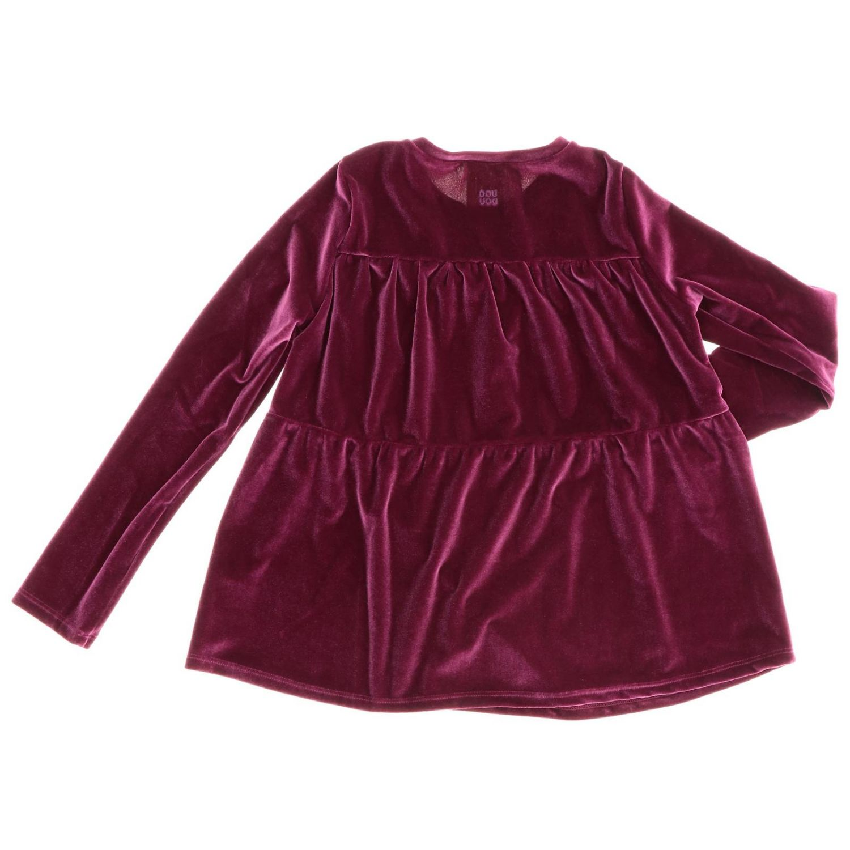 Camicia Douuod: Camicia bambino Douuod fuxia 2