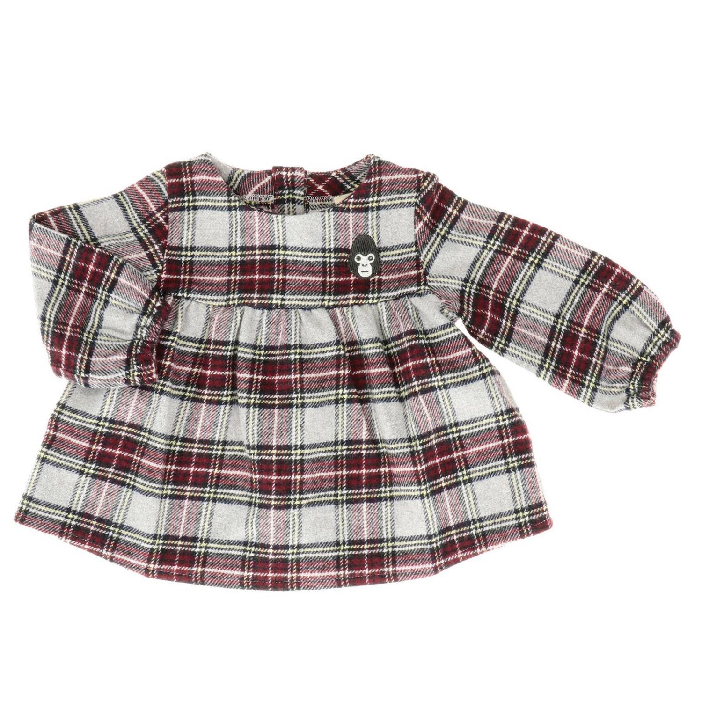 Camicia Douuod: Camicia bambino Douuod grigio 1