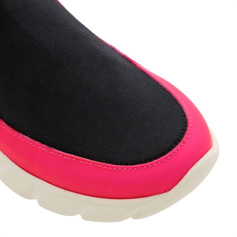 Shoes Fendi: Shoes kids Fendi pink 3