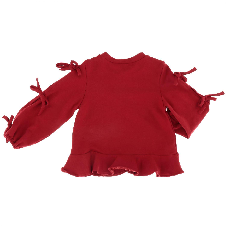 Pullover Piccola Ludo: Pullover kinder Piccola Ludo rot 2