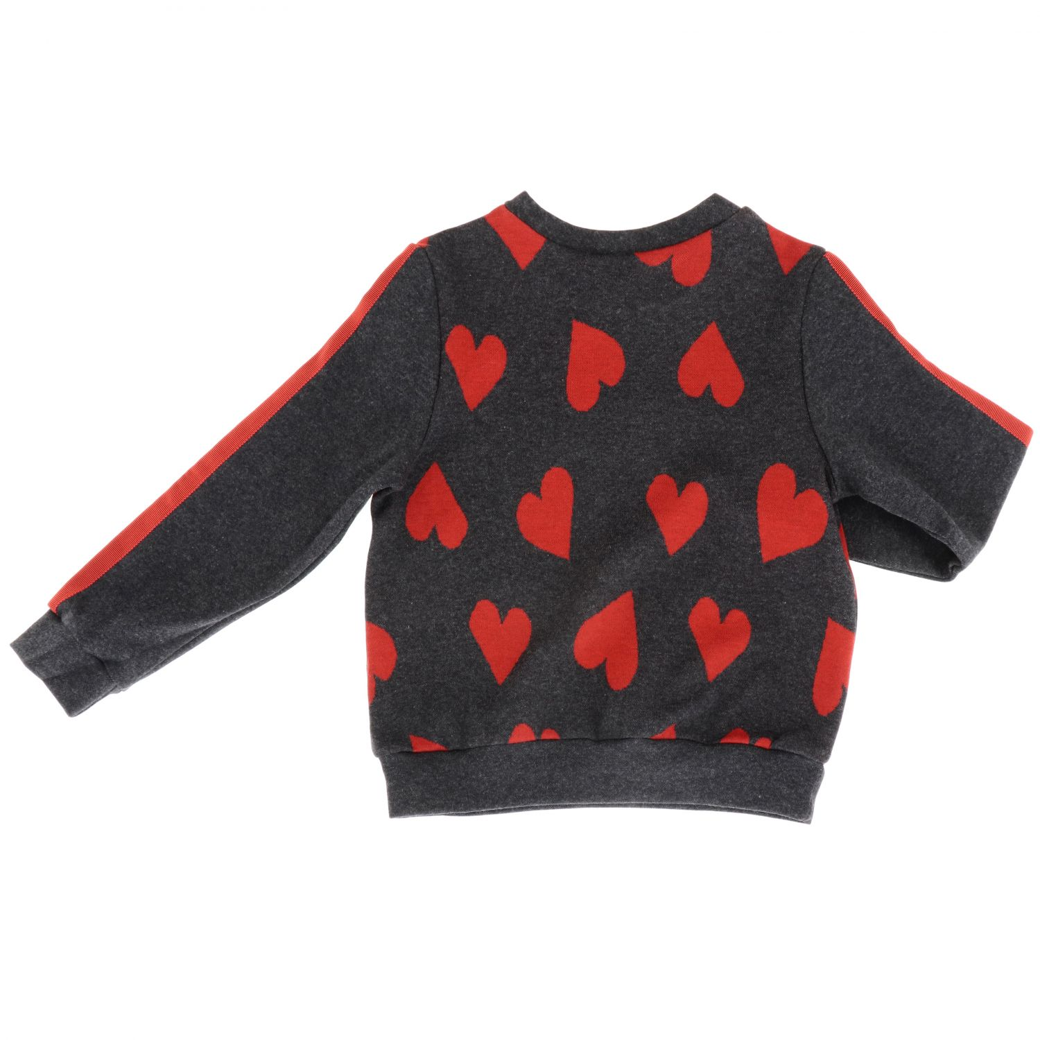 Jumper kids Piccola Ludo grey 2