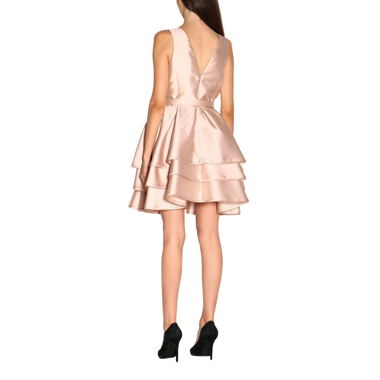 Vestido Alberta Ferretti: Vestido mujer Alberta Ferretti rosa 2