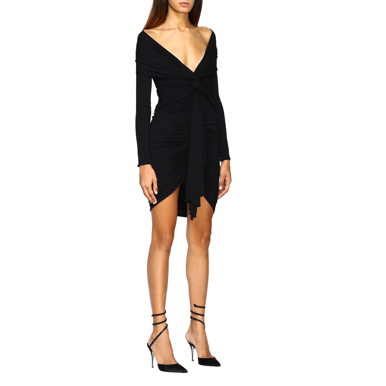 Платье Alexandre Vauthier: Платье Женское Alexandre Vauthier черный 1