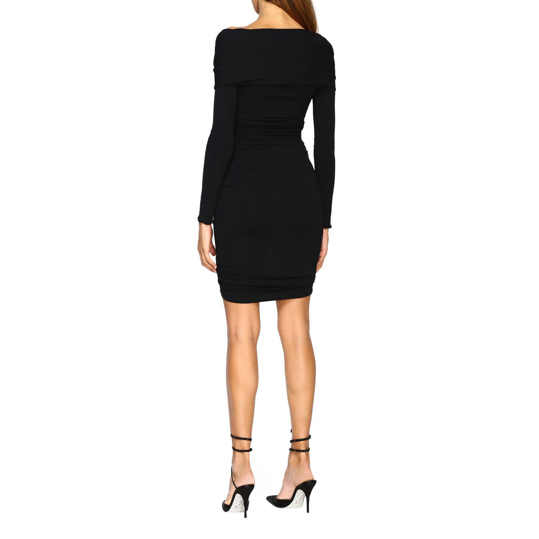 Платье Alexandre Vauthier: Платье Женское Alexandre Vauthier черный 2