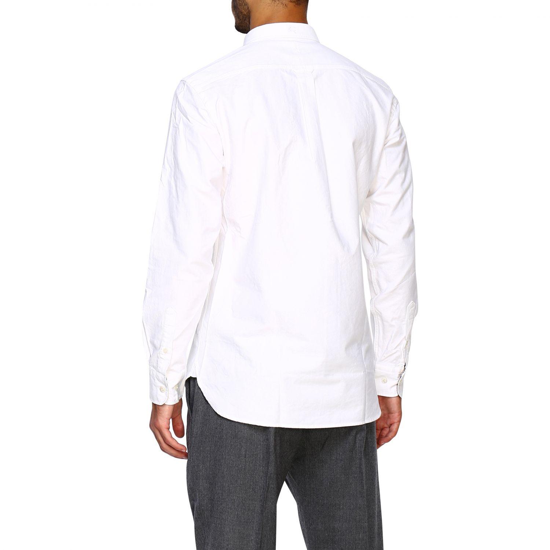Camisa hombre Burberry blanco 3
