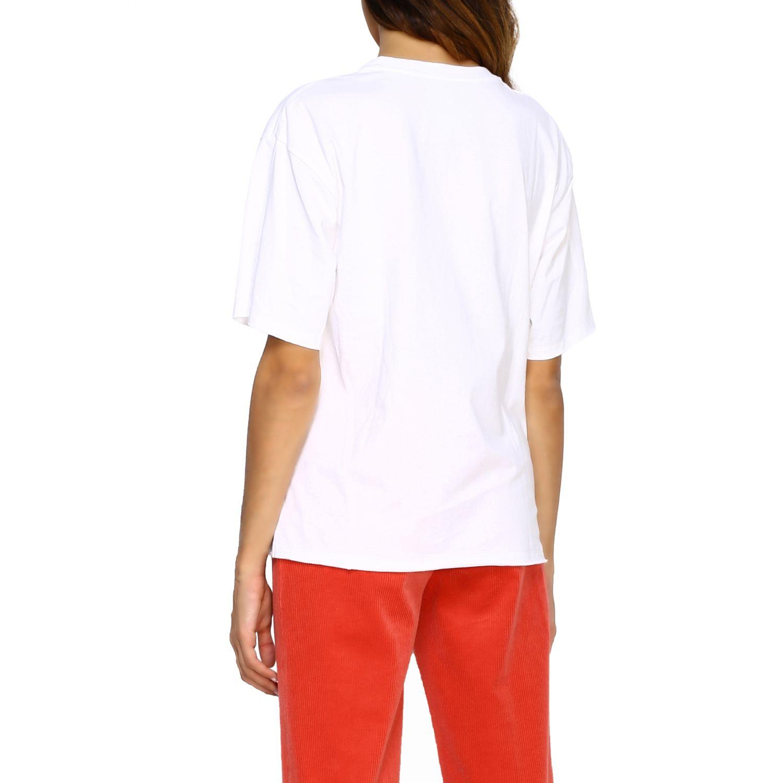 T-Shirt Philosophy Di Lorenzo Serafini: T-shirt women Philosophy Di Lorenzo Serafini white 3