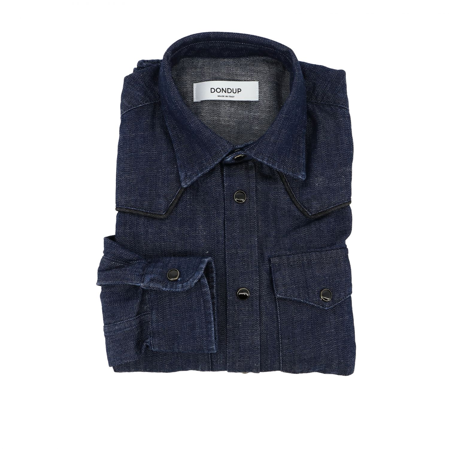 Shirt kids Dondup denim 1