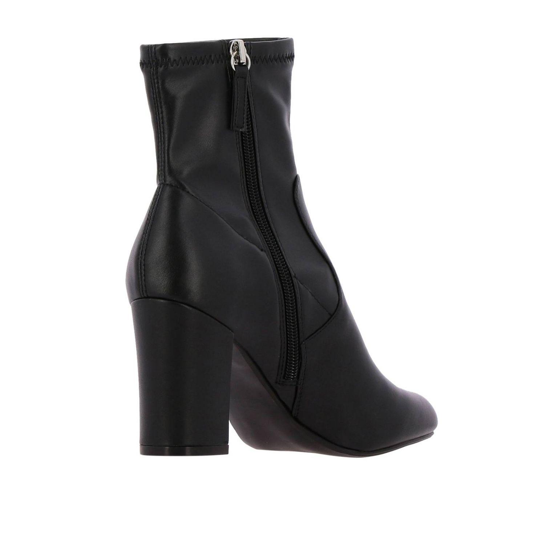 Chaussures femme Steve Madden noir 5