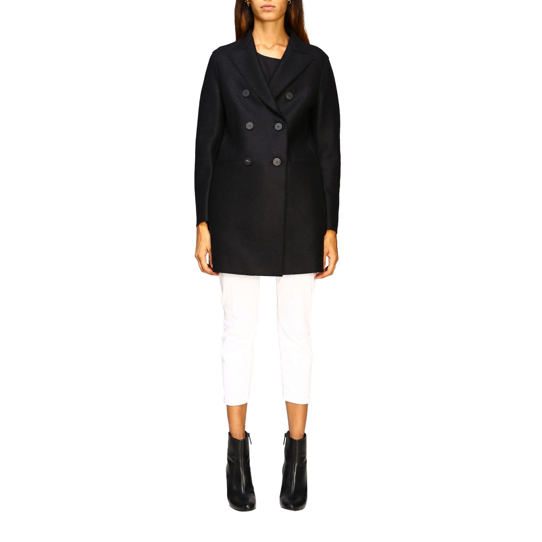 Coat Harris Wharf London: Jacket women Harris Wharf London black 1