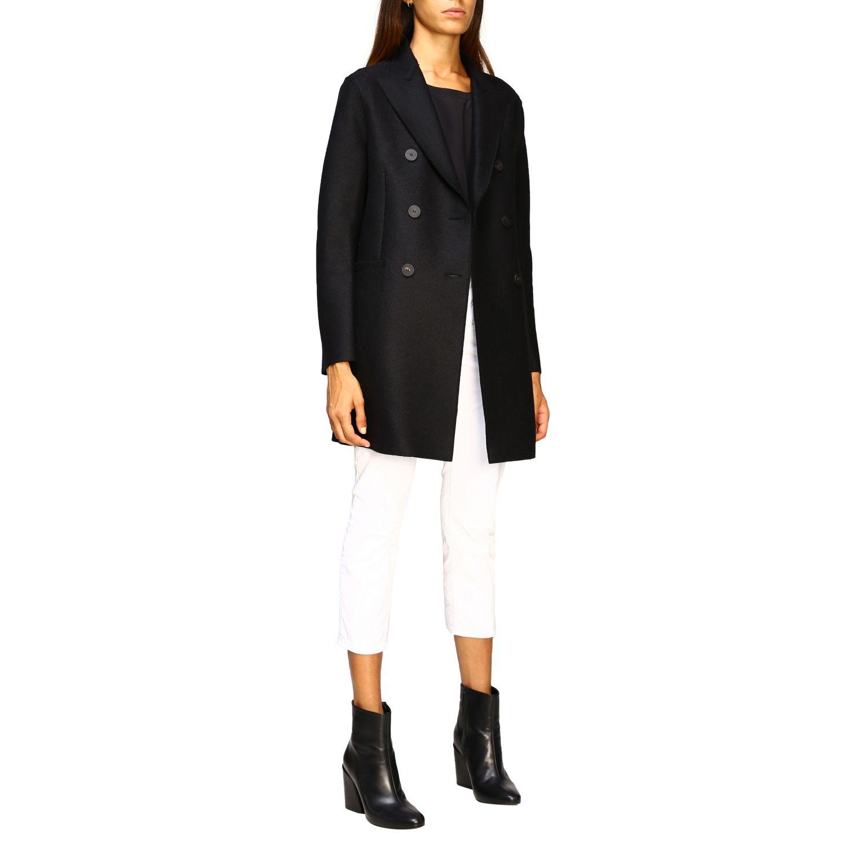 Coat Harris Wharf London: Jacket women Harris Wharf London black 2